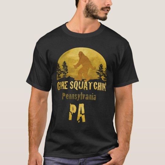 Gone Squatchin' - PA - Pennsylvania T-Shirt