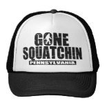 Gone Squatchin PENNSYLVANIA (distressed style) Hat