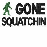Gone Squatchin Polo Shirts