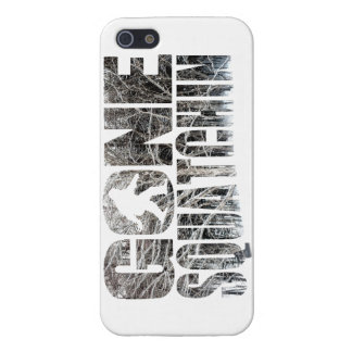 Gone Squatchin **Special Winter Edition** Case For The iPhone 5