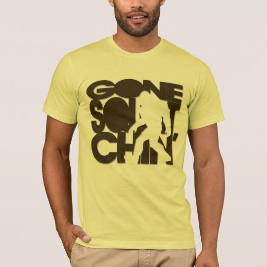 Gone Squatchin' T-Shirt