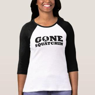 Gone Squatchin T Shirts