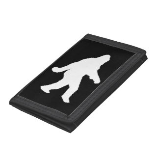 Gone Squatchin' Trifold Wallet