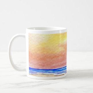 Gone Swimming Beach Baby - CricketDiane Ocean Art Mugs
