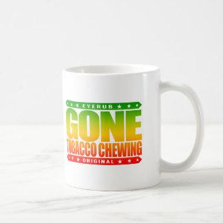 GONE TOBACCO CHEWING - I Love Mint Flavored Chew Basic White Mug