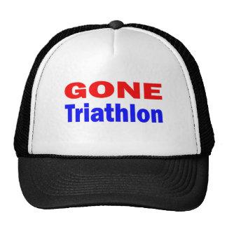 Gone Triathlon. Trucker Hat