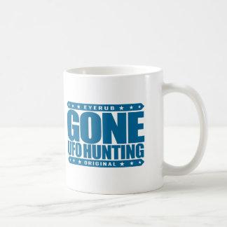 GONE UFO HUNTING - I Am Extraterrestrials Hunter Coffee Mug