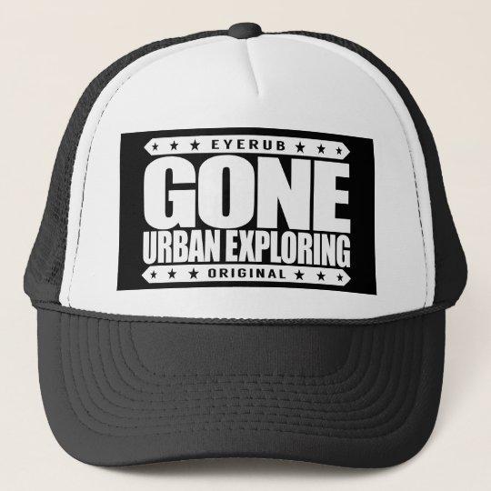 GONE URBAN EXPLORING - I Love Abandoned Buildings