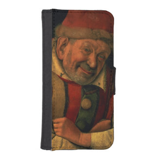 Gonella, the Ferrara court jester, c.1445 iPhone SE/5/5s Wallet Case
