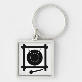 Gong Key Ring