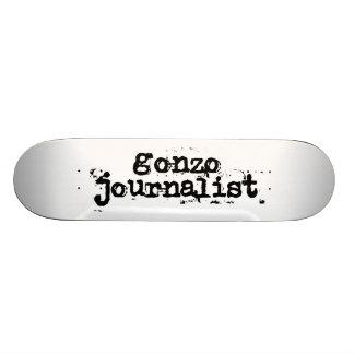 Gonzo Journalist Skate Board Deck