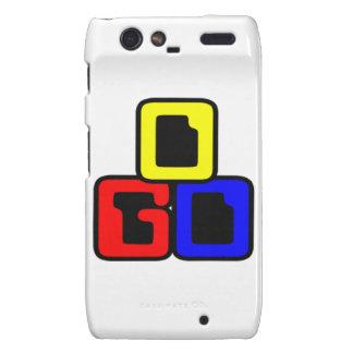 Goo Motorola Razor Case Droid RAZR Cover