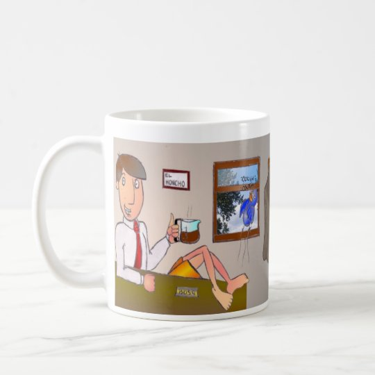 Good 2b the Boss WrapAround Mug
