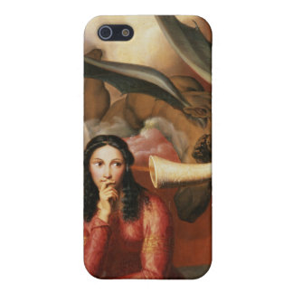 Good and Evil: the Devil Tempting a Young Woman, 1 Case For The iPhone 5