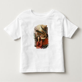 Good and Evil: the Devil Tempting a Young Woman, 1 Toddler T-Shirt