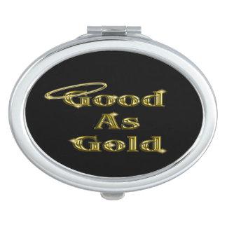 Good as Gold Makeup Mirrors