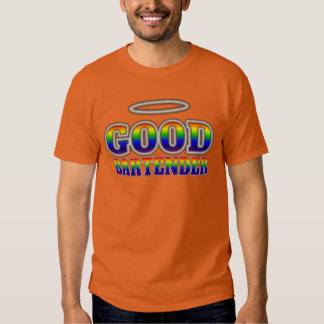 Good Bartender Drinking Tshirts