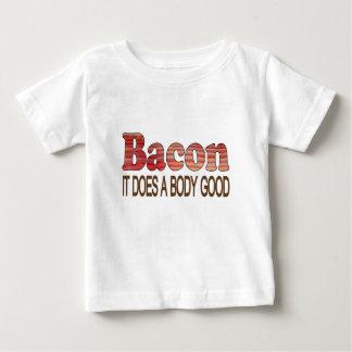 Good Body Bacon Baby T-Shirt