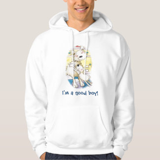 Good boy hoody