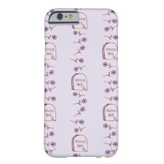 Good Bye EMILY x MILKGRRL Barely There iPhone 6 Case