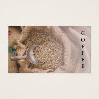 Good Coffee Roasters Business Card