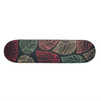 Good Colorful Practical Amazing 19.7 Cm Skateboard Deck