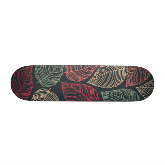 Good Colorful Practical Amazing 20.6 Cm Skateboard Deck