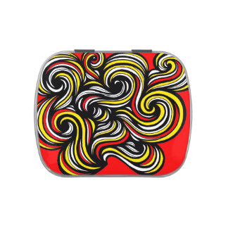 Good Colorful Practical Amazing Candy Tins