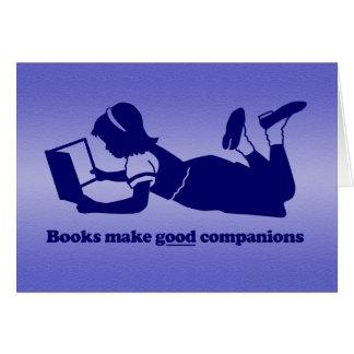 Good Companions Greeting Card