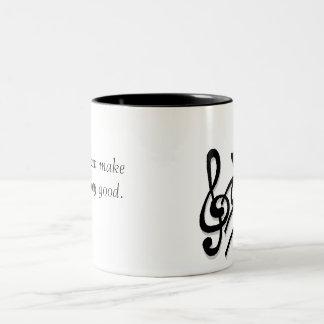 Good Day Music Mug