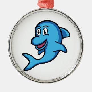 Good Dolphin Christmas Ornament