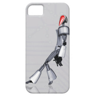 """GOOD DREAMS: """"Dancing Robot"""" Barely There iPhone 5 Case"""