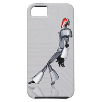 """GOOD DREAMS: """"Dancing Robot"""" Case For The iPhone 5"""