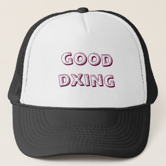 good dxing trucker hat
