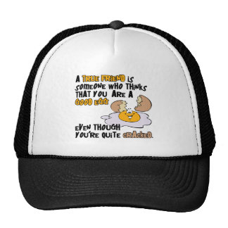 Good Egg hat - choose color