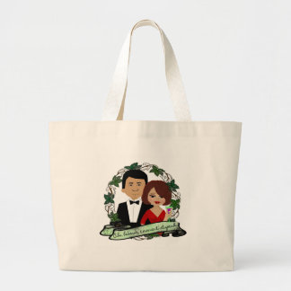 Good Food Good Times Couple Canvas Bags