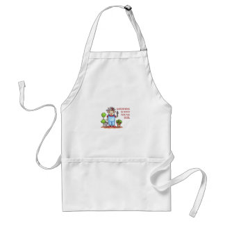 GOOD FOR THE SOUL STANDARD APRON