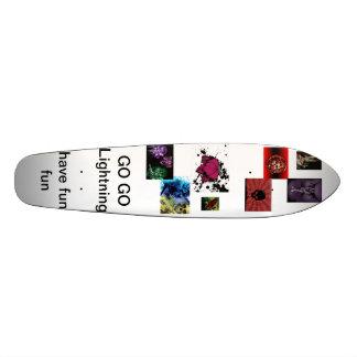 good for u custom skate board