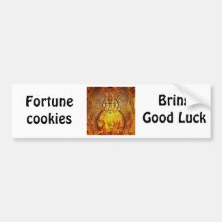 Good Fortune Bumper Sticker