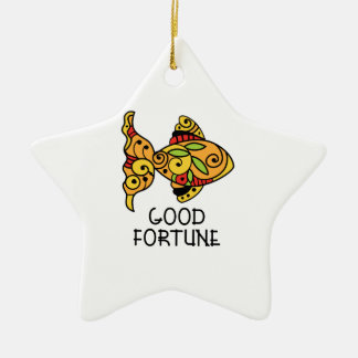 Good Fortune Christmas Ornament