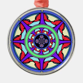 Good Fortune Wheel Ornament