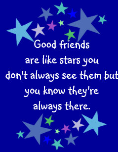 Friends Are Like Stars Gifts Gift Ideas Zazzle Uk