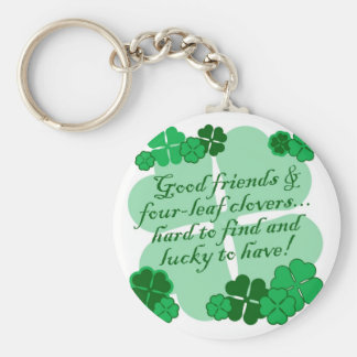 Good Friends Key Chain