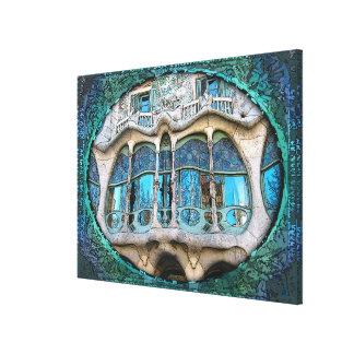 Good Gaudi! Canvas Print