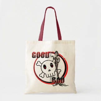 Good Girl Gone Bad - Budget Tote Canvas Bags