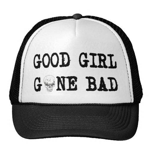 GOOD GIRL GONE BAD MESH HAT