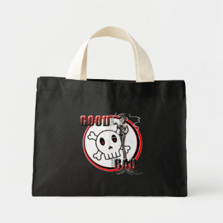 Good Girl Gone Bad - Tiny Tote Canvas Bags