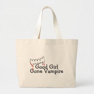 Good Girl Gone Vampire Tote Bag
