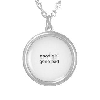 good girl pendant