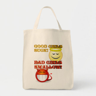 Good Girls Bad Girls Totes Bags